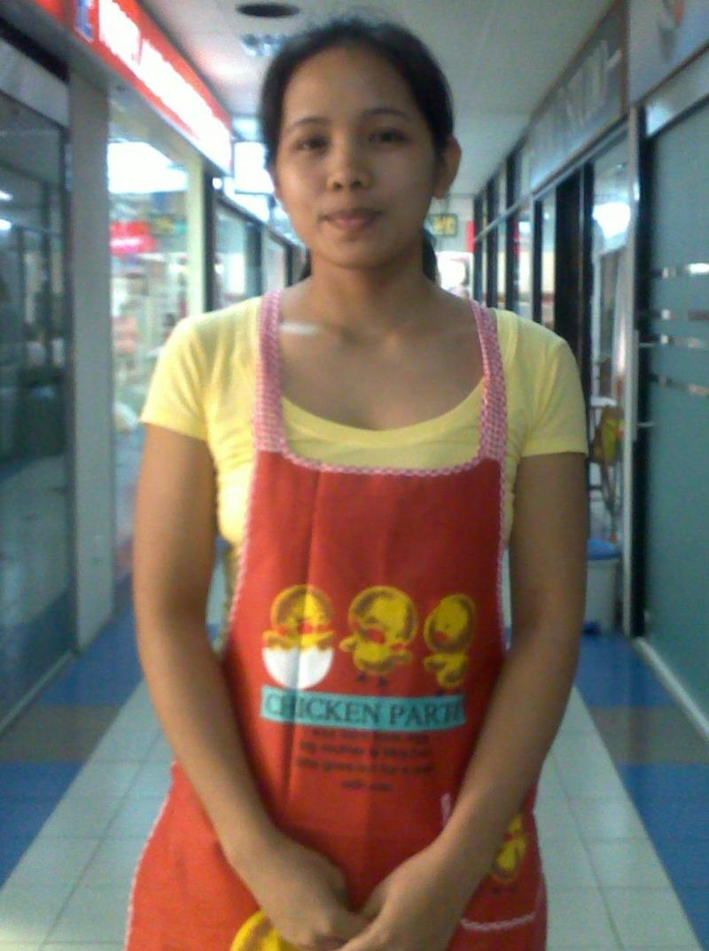 Filipino FDW, experienced in childcare and caregiving.. pleasent, polite, honest