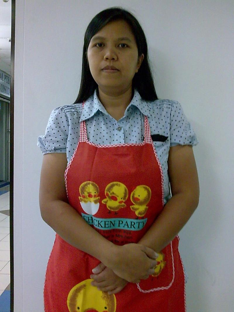 Indonesian Maid - I am happy with my S$380 salary, my employer is kind & caring